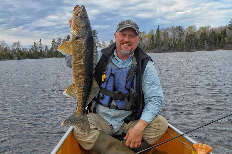 Boundary waters fishing trips tackle and gear tips for Boundary waters fishing