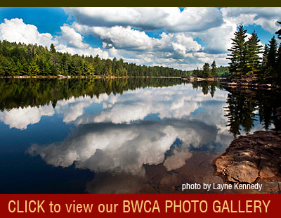 BWCA Canoe Trip Photos