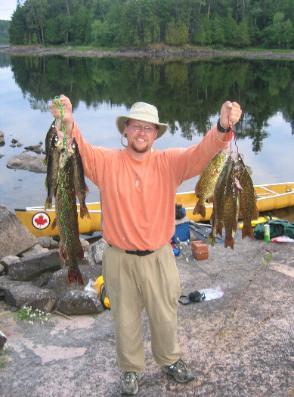 Jason Zabokrtsky Boundary Waters Area Canoe Wilderness Guide